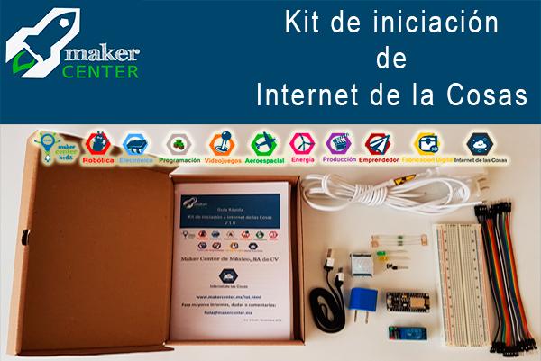 Kit de iniciación a Internet de las Cosas